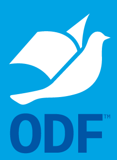 ODF logo by Red Hat